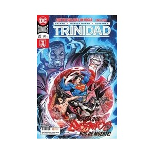 Batman/Wonder Woman/Superman: Trinidad núm. 20