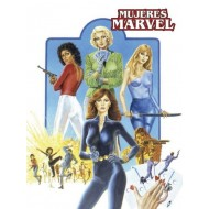 MARVEL LIMITED EDITION: MUJERES MARVEL [CARTONE]