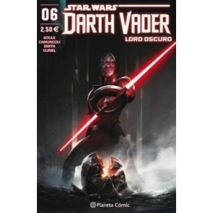 Star Wars: Darth Vader Lord Oscuro nº 06