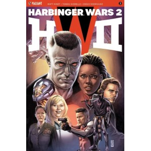 HARBINGER WARS 2: 3