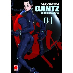 Maximum Gantz 4