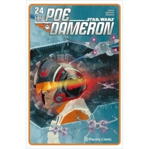 Star Wars Poe Dameron nº 24