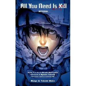 All you need is kill. Integral