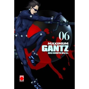 Maximum Gantz   6