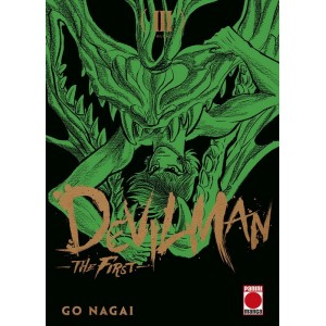 Devilman: The First 3