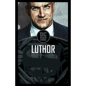 Lex Luthor (Biblioteca DC Black Label)