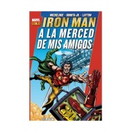 IRON MAN: A LA MERCED DE MIS AMIGOS (MARVEL GOLD)