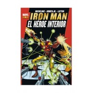 IRON MAN: EL HEROE INTERIOR (MARVEL GOLD)