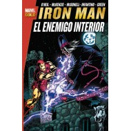 IRON MAN: EL ENEMIGO INTERIOR (MARVEL GOLD)
