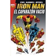 IRON MAN: EL CAPARAZON VACIO (MARVEL GOLD)