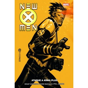 New X-Men 5 de 7 Ataque a Arma Plus