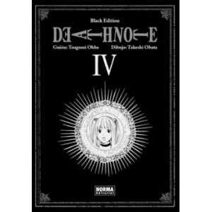 Death Note Black Edition 04