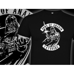 Camiseta Mcfly: Sons Of Anakin