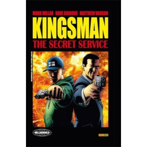Kingsman. The Secret Service