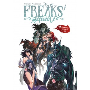 Freaks' Squeele nº 07. A-Move and Z-Movie