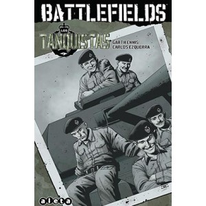 BATTLEFIELDS VOL. 3: LOS TANQUISTAS