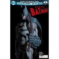 All-Star Batman núm. 01 (Renacimiento)