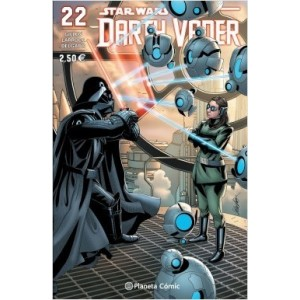 Star Wars Darth Vader nº 22/25