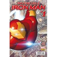Invencible Iron Man 62
