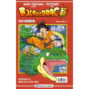 Dragon Ball Super (Serie Roja) Nº 212