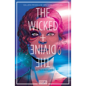 The Wicked + the Divine 1. El acto Faústico