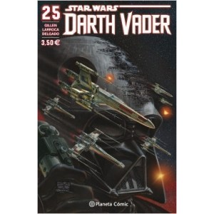 Star Wars Darth Vader nº 25/25