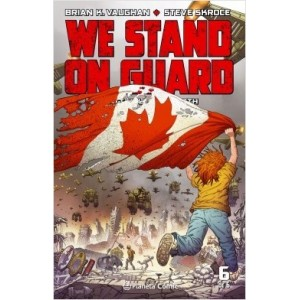 We Stand on Guard nº 06/06