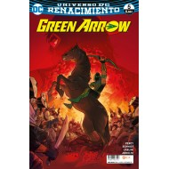 Green Arrow vol. 2, núm. 05 (Renacimiento)