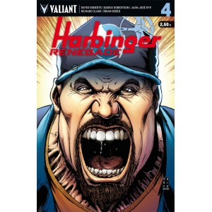 HARBINGER RENEGADE 4