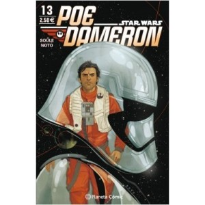 Star Wars Poe Dameron nº 13