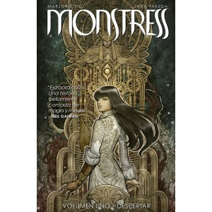 Monstress 1. Despertar