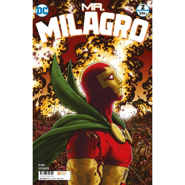 Mr. Milagro núm. 02 (de 12)
