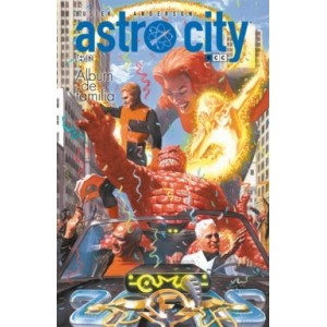 Astro City 03: Álbum de familia