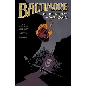 Baltimore Vol. 08: El reino rojo