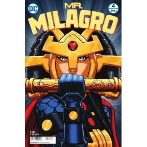 Mr. Milagro núm. 04 (de 12)