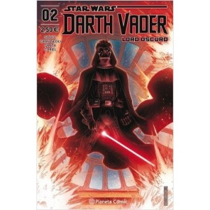 Star Wars Darth Vader Lord Oscuro nº 02